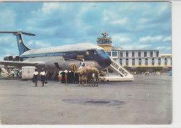 Kano Airport - Nigeria - Nigeria Airways / Oben Nadelloch Und Schmuddelig - Nigeria