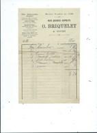 Givet Aux Quinze Briques O. Briquelet - Belgium