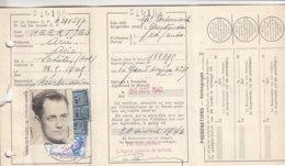 Ausweis ?? - Weltkrieg 1939-45