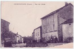 GREMIFONTAINE-RUE DE L'ECOLE - Sonstige Gemeinden