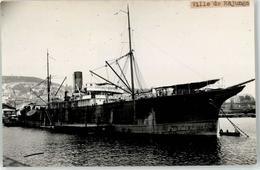 52942410 - Schiff Ville De Majunga Compagnie Havraise Peninsulare - Commerce