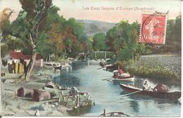 TURQUIE - Les Eaux Douces D'Europe (Bosphore) En 1910 - Türkei