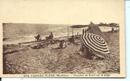 CARNAC Plage - RIVIERE Bureau N°2784 - Henry Distributeur - VENTE DIRECTE - Carnac