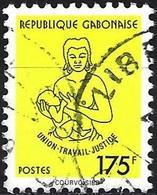 Gabon 2008 - Unity, Work And Justice ( Mi Xxx - YT Xxx ) - Gabon (1960-...)