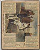 Almanach Des  Postes, 1915,  Le Port De La Rochelle, Amour, Département  Indre   ,Châteauroux, Communes - Calendars
