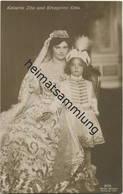 Österreich - Kaiserin Zita Und Kronprinz Otto - Verlag NPG - Phot. Kardos Növerek Budapest 1916 - Royal Families