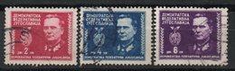 Ref: 1391. Yugoslavia. 1945. Mariscal Tito. - 1945-1992 República Federal Socialista De Yugoslavia