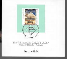 ALLEMAGNE Carte 2010  Bateaux - Ships