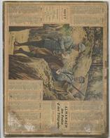 Almanach Des  Postes, 1917,  La Poste Au Front, Poilus,tranchée, Département  Aude, Carcassonne, Narbonne Communes - Calendars