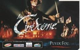 PUY DU FOU   Cinéscene  2007 - Biglietti D'ingresso