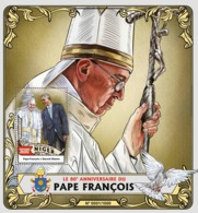 Niger 2016 Pope Francis , Barack Obama - Niger (1960-...)