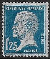 Pasteur N° 180  **  - Cote 55 € - 1922-26 Pasteur