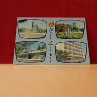 Angola - Nova Lisboa - Vários Aspectos Da Cidade - Angola