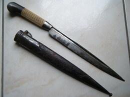 Poignard - Knives/Swords