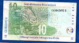Afrique Du Sud -  10 Rand   - Pick # 128    - état  TB - South Africa