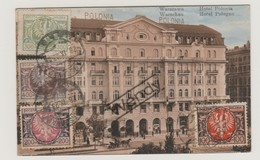 Warszawa - Hotel Polonia - Poland