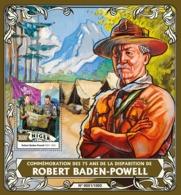 Niger 2016   Robert Baden-Powell ,scouting - Niger (1960-...)