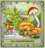 Niger 2016  Mushrooms - Niger (1960-...)