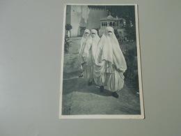 TUNISIE FEMMES ARABES ECRITE DE KERTCH - Tunisia