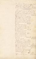 Schets Likwidatie Gemeenschap Tussen Mulder Verhavert & Maria Moortgat - Vieux Papiers