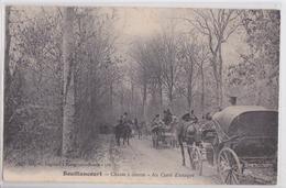 Bouillancourt-en-Séry (Somme) - Chasse à Courre - Au Carré D'Attaque - Francia