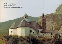 Vallée Des Bellevilles Chapelle De Notre Dame De La Vie  CPM Ou CPSM - Francia