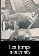 Charlie Chaplin  Les Temps Modernes  CPM Ou CPSM - Affiches Sur Carte