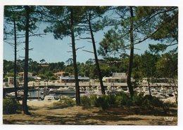 LEGE CAP FERRET -- 1972--La Vigne , Le Port De Plaisance--timbre --cachet ..... à Saisir - Arcachon
