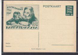 Estonie - Carte Postale Illustrée De 1935 - Entiers Postaux - Valeur 90 € En........2005 - Estonie