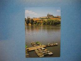 PRAHA  -  PRAGUE  -  Le Château De Prague  -  Tchéquie - Czech Republic