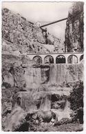 CONSTANTINE - Pont Suspendu De Sidi M'Cid Vu Des Gorges Du Rhumel - Constantine