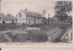 BOUAFLES Par Vieux-Rouen-sur-Bresle - Etablissement De Pisciculture Delmas Frères - France