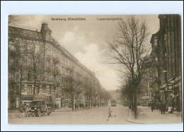XX004706/ Hamburg Eimsbüttel Lappenbergsallee Straßenbahn AK Ca.1925 - Eimsbuettel
