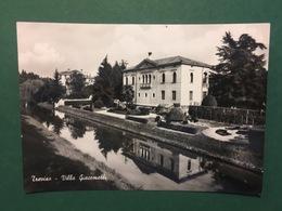 Cartolina Treviso - Villa Giacomelli - 1960 - Treviso