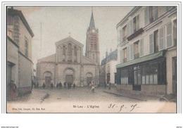 SAINT-LEU L'Eglise - Saint Leu La Foret