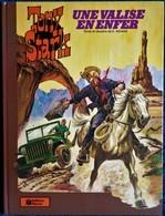 Edouard  Aidans - TONY STARK - N° 1 - Une Valise En Enfer -  Éditions Fleurus - ( E.O 1979 ) . - Bücher, Zeitschriften, Comics