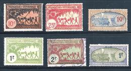 Colonies Française- Madagascar -  6 Timbres D'enregistrement - Other