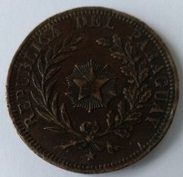Paraguay - 4 Centesimos 1870 - TTB - - Paraguay