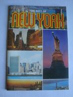 THE CITY OF NEW YORK - USA, PLASTICHROME,  1976 APROX. - Esplorazioni/Viaggi