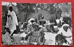 Cpsm Soudan GAO Anime Le Marche - Mali