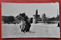 Cpsm Soudan GAO Anime La Mosquee - Mali