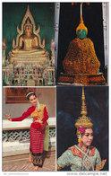 4 AK Aus Thailand (D-A02) - Thailand