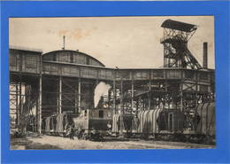 54 MEURTHE ET MOSELLE - MURVILLE MIne, Train De Chantier - France