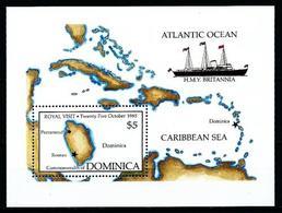 Dominica Nº HB-102 Nuevo - Dominica (1978-...)