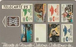 Rare Carte Téléphonique De Nouvelle-Calédonie 75 000 Ex - France
