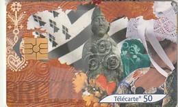 Rare Carte Téléphonique Breizh 90 000 Ex - France
