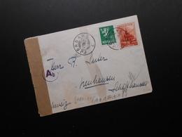 Mi 220/ 196 - Norwegen - 1938/41 - Zensur - Norway