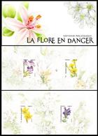 France 2019 - Souvenir - La Flore En Danger ** (sous Blister) - France
