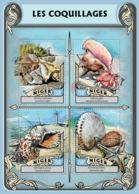 Niger 2016 Shells - Niger (1960-...)