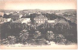 TUNISIE TUNIS - LL 257 - La Résidence à Vol D'oiseau - Belle - Tunisia
